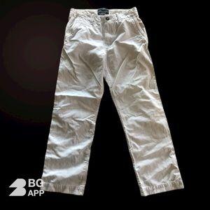 American Eagle Relaxed Khaki Pants Men's 30x30